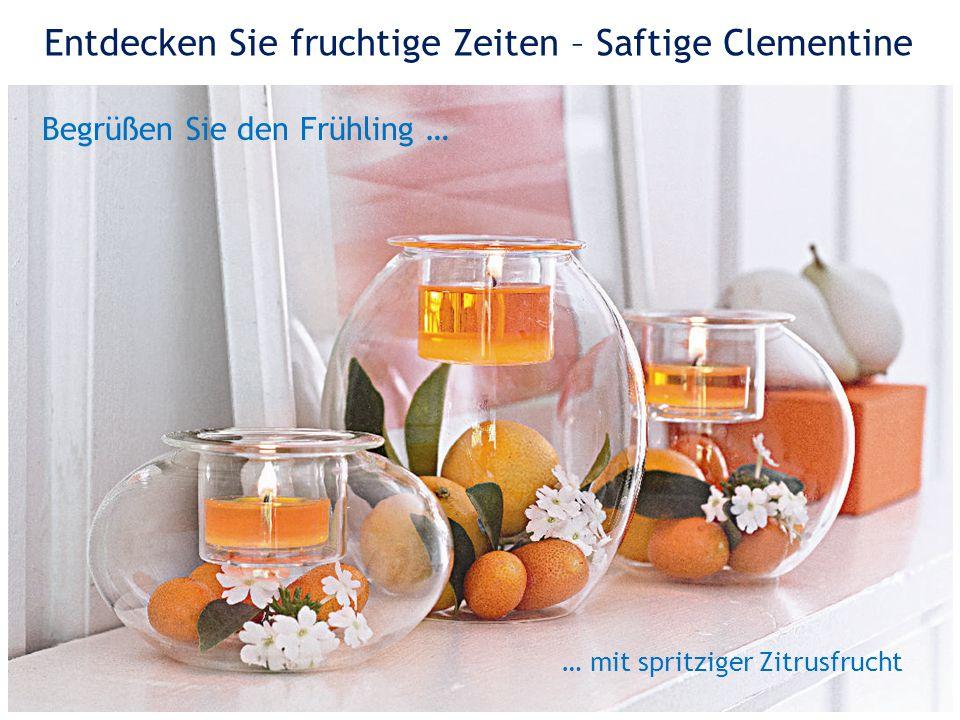 Entdecken Sie fruchtige Zeiten – Saftige Clementine 10