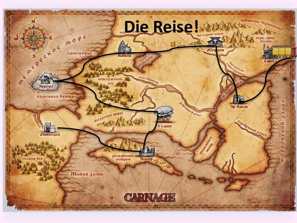 Die Reise!