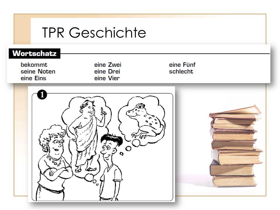 TPR Geschichte