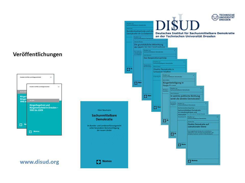 Veröffentlichungen www.disud.org