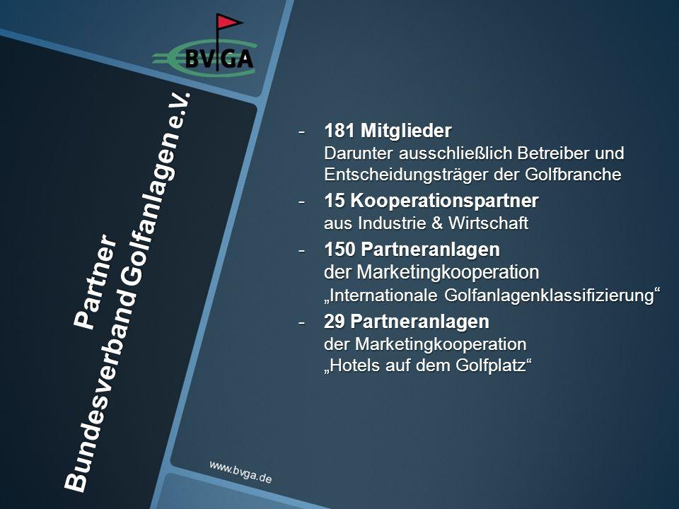 Partner Bundesverband Golfanlagen e.V.