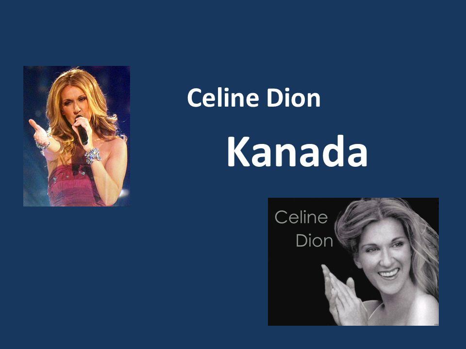 Celine Dion Kanada