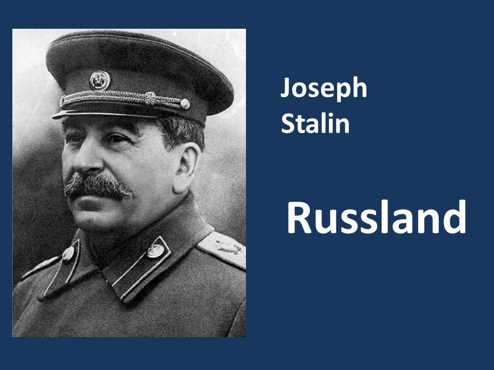 Joseph Stalin Russland