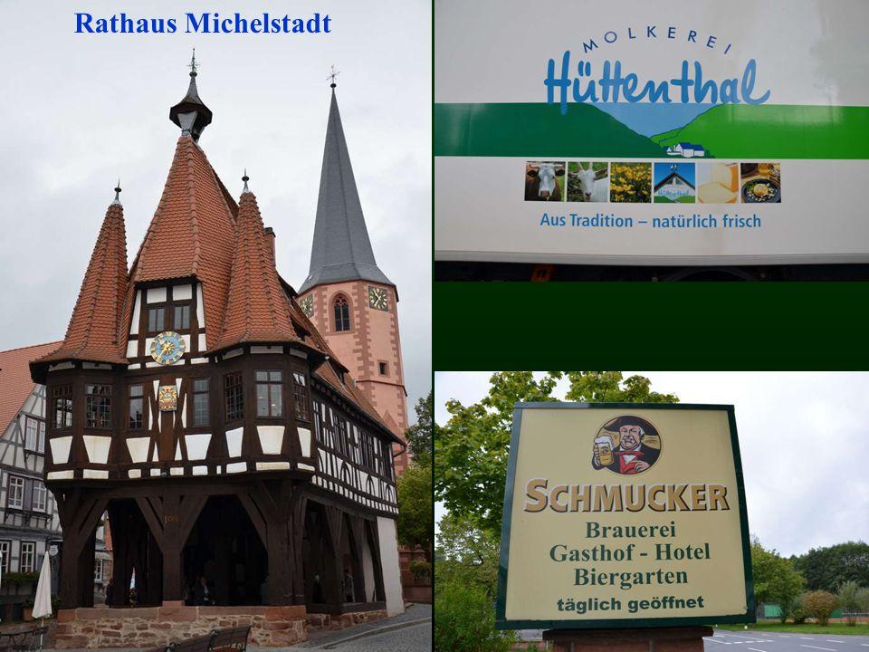 Am Freitag, den 20.09.2013 fuhren wir mit dem Bus nach Michelstadt und in das Mossautal! Treffpunkt war um 8:45 Uhr im Hauptbahnhof. In Michelstadt an