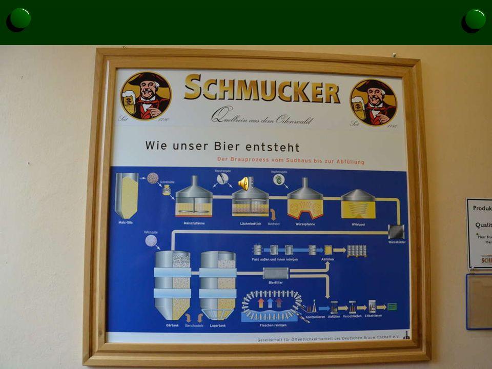 Die Schmucker Brauerei stellt 17 Sorten Flaschenbier her.