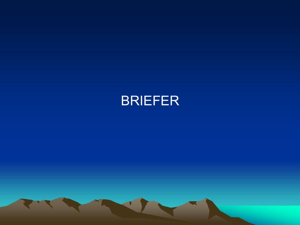 BRIEFER