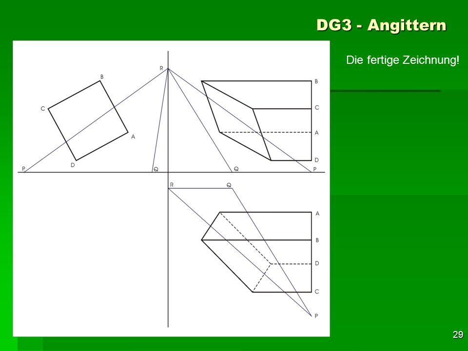 F 29 DG3 - Angittern Die fertige Zeichnung! 62