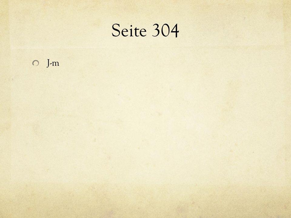 Seite 304 J-m
