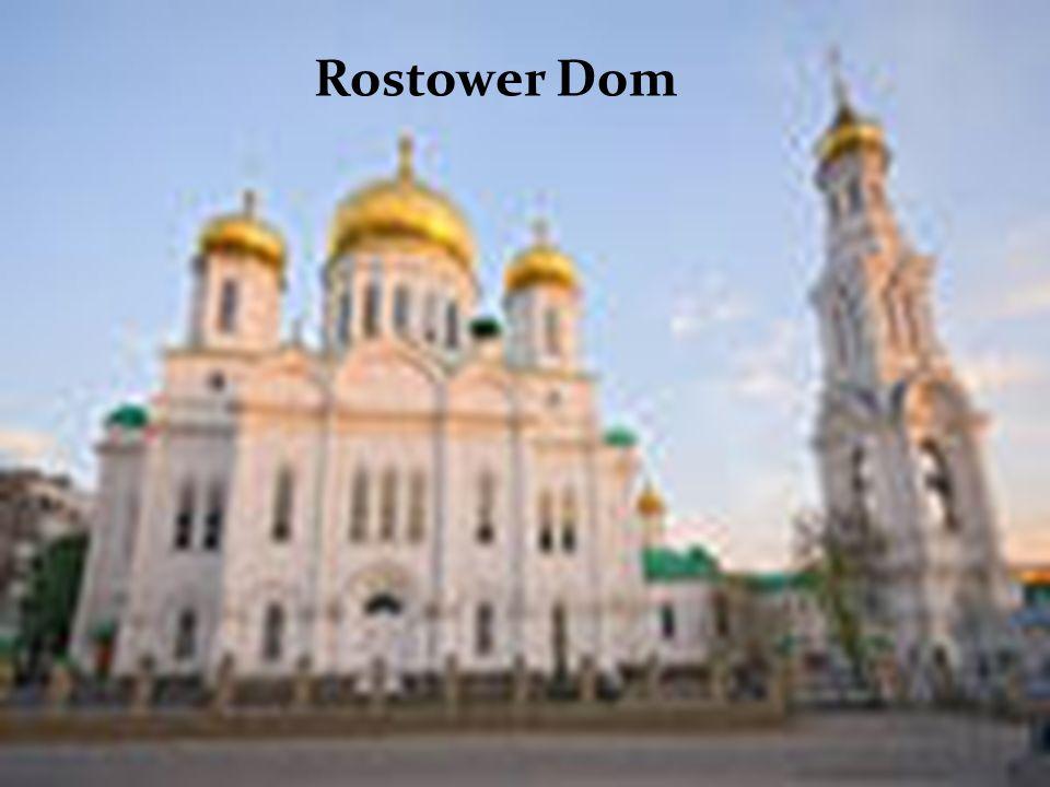 Rostower Dom