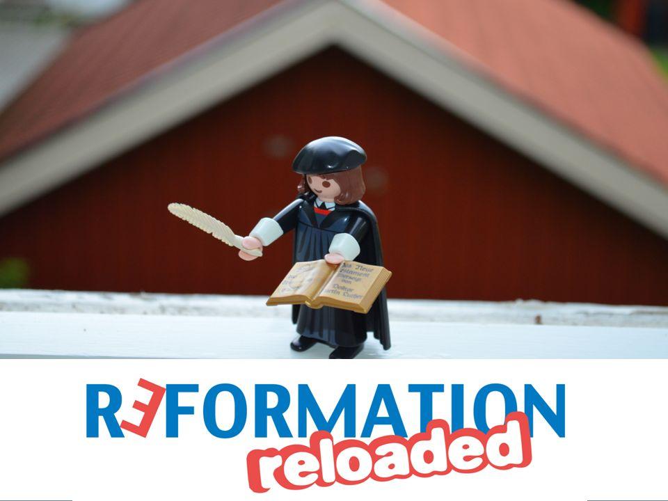 """""""REformation reloaded EJB beteiligt sich am Reformationsjubiläum 2017 und lädt alle in der Jugendarbeit ein mitzumachen."""
