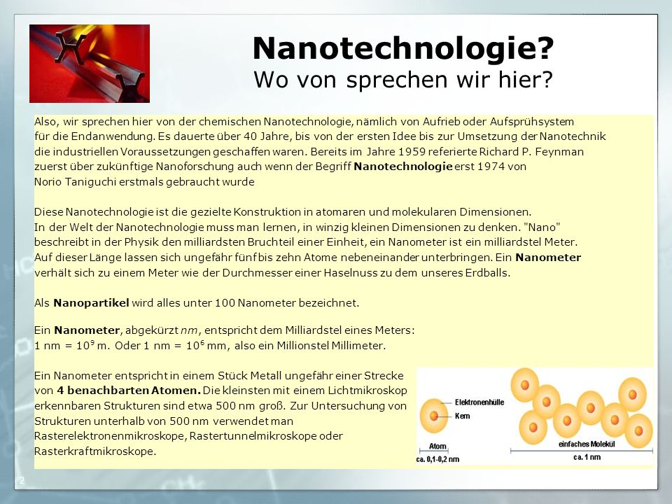 26.01.2016 Andreas Sachse 3 NANO = NANO .