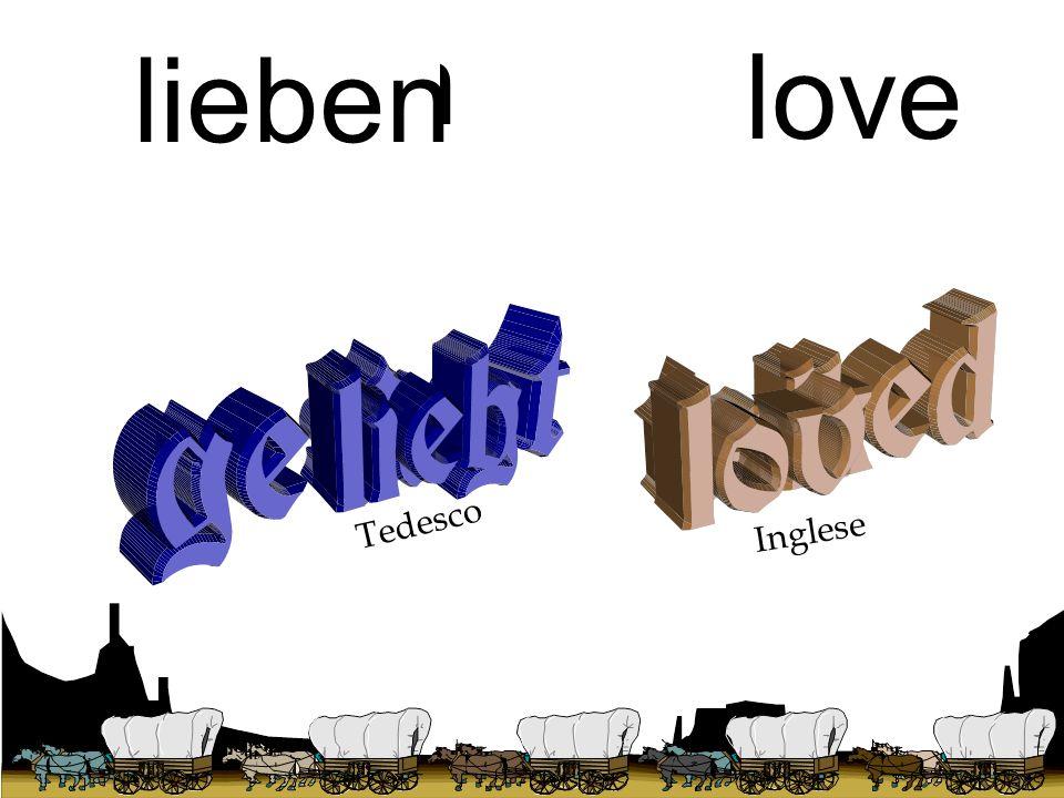 Verbi regolari I verbi regolari ( o deboli) formano il Perfekt sempre allo stesso modo.