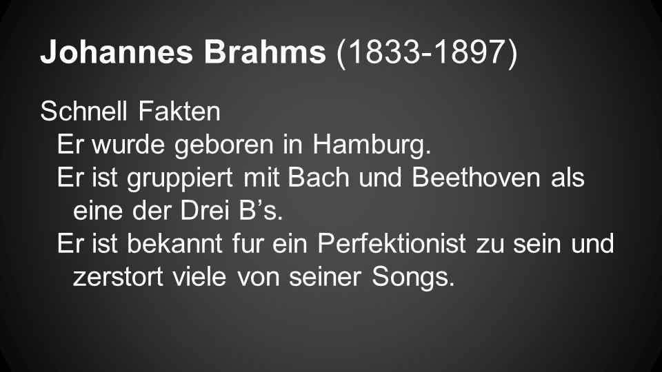 Test 1.Wer sind einige Klassische Musik Komponisten.