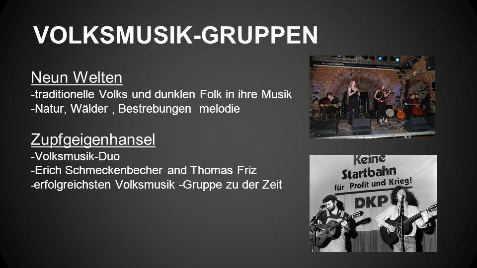 Früh Beliebte Musik 1940s - 1980s