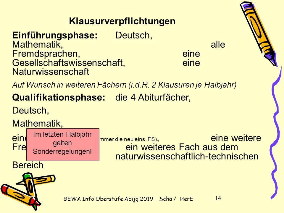 Pflichtbelegung in der gymnasialen Oberstufe (als Grundkurs oder Leistungskurs) AufgabenfeldEF-PhQ1-PhQ2-Ph I Sprachlich- literarisch- künstlerisches