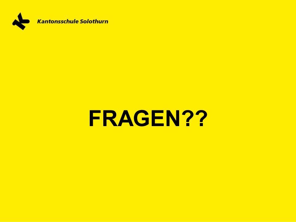 FRAGEN??