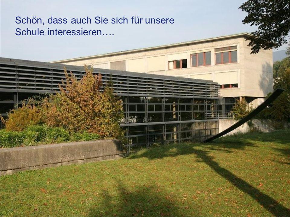 KS Solothurn KSSO Stefan Zumbrunn-Würsch, Direktor Schön, dass auch Sie sich für unsere Schule interessieren….
