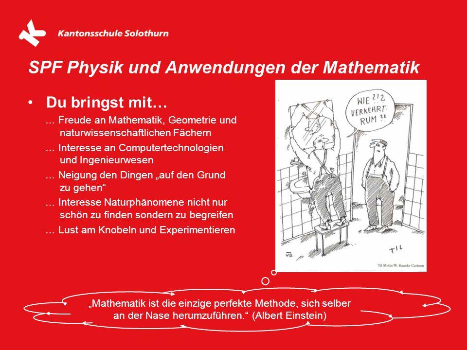 Du bringst mit… … Freude an Mathematik, Geometrie und naturwissenschaftlichen Fächern … Interesse an Computertechnologien und Ingenieurwesen … Neigung