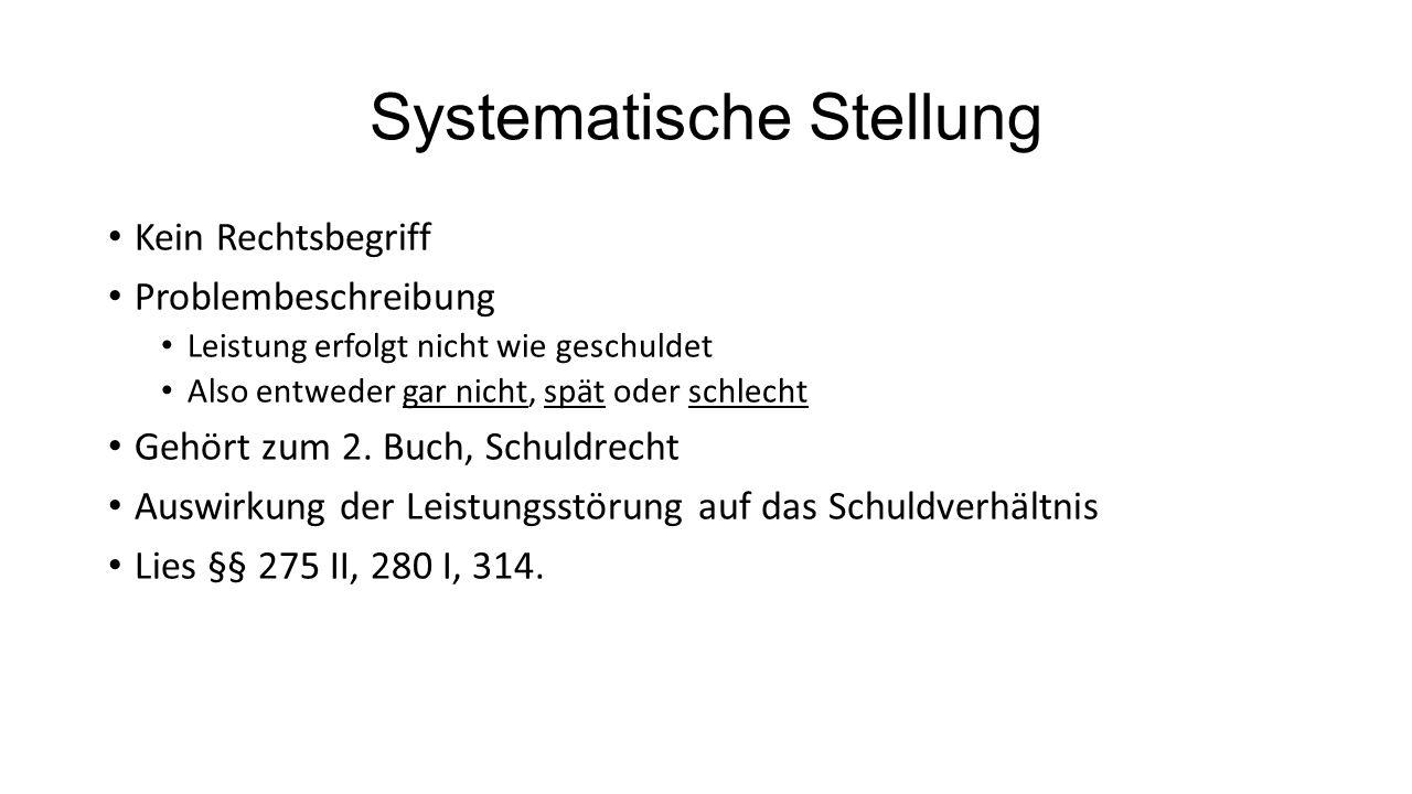 Übungsfall Prof.A aus P. hat sich bei T eine Sonnenbank, Modell Knackebraun 2000, bestellt.