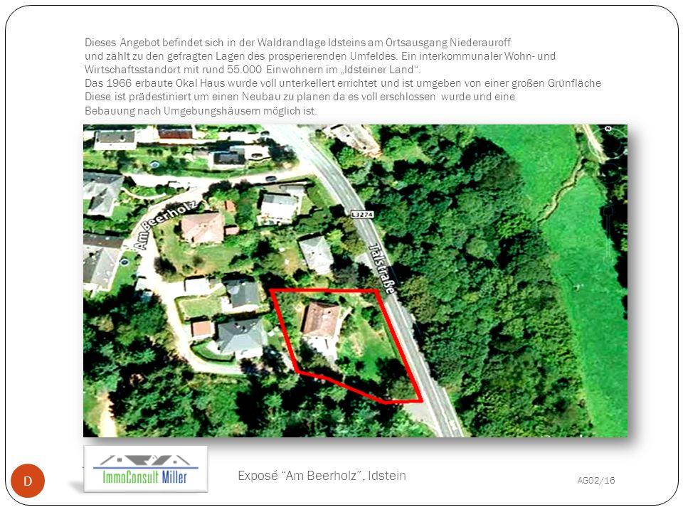 Dieses Angebot befindet sich in der Waldrandlage Idsteins am Ortsausgang Niederauroff und zählt zu den gefragten Lagen des prosperierenden Umfeldes.