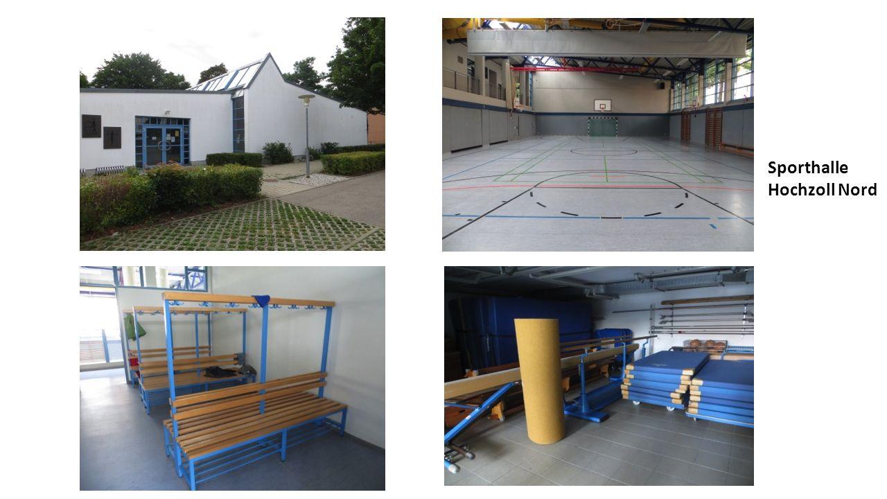 Sporthalle Hochzoll Nord