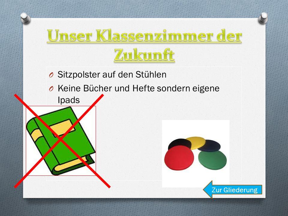 O Informatik O Geometrisches Zeichnen (Auf Ipad zeichnen) O Viele Fremdsprachen O Mathematik O Deutsch O Chemie Zur Gliederung