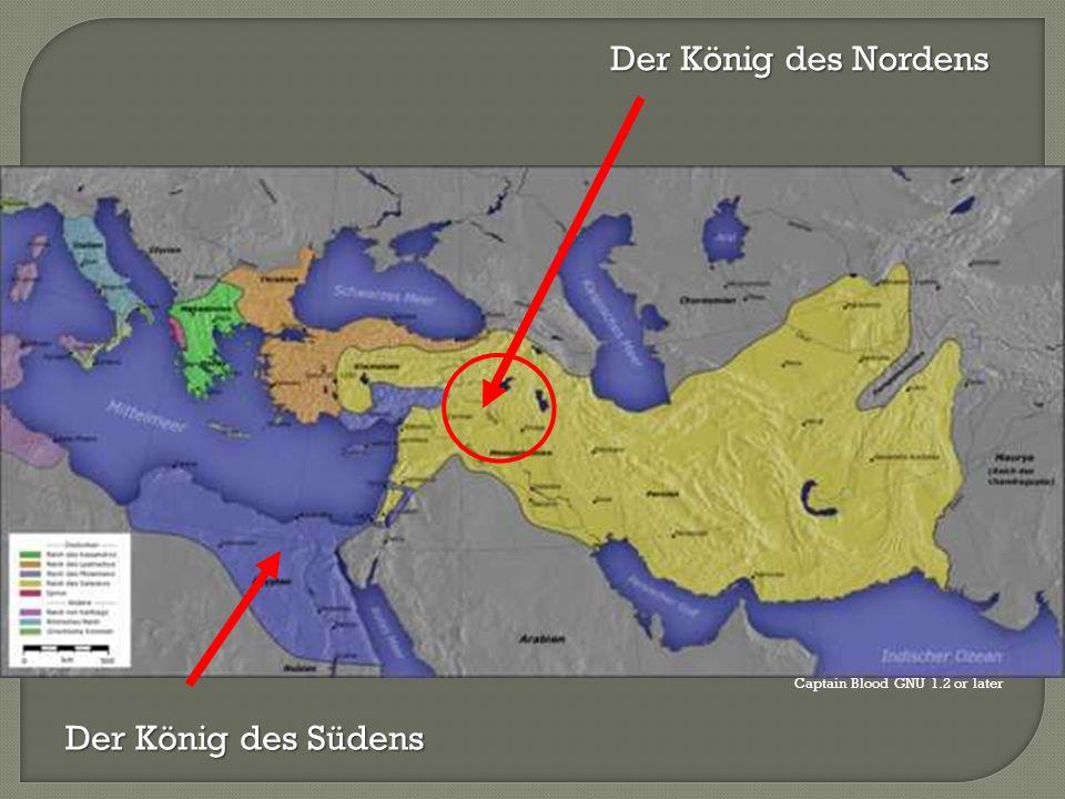 Captain Blood GNU 1.2 or later Der König des Südens Der König des Nordens