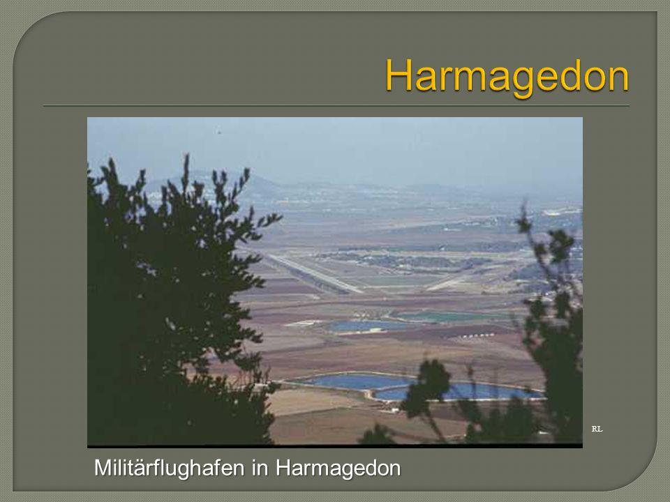 Militärflughafen in Harmagedon RL