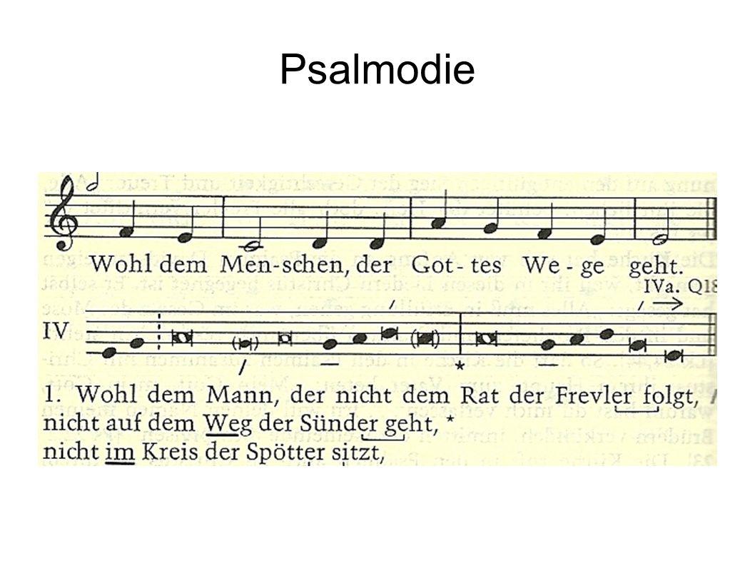Psalmodie