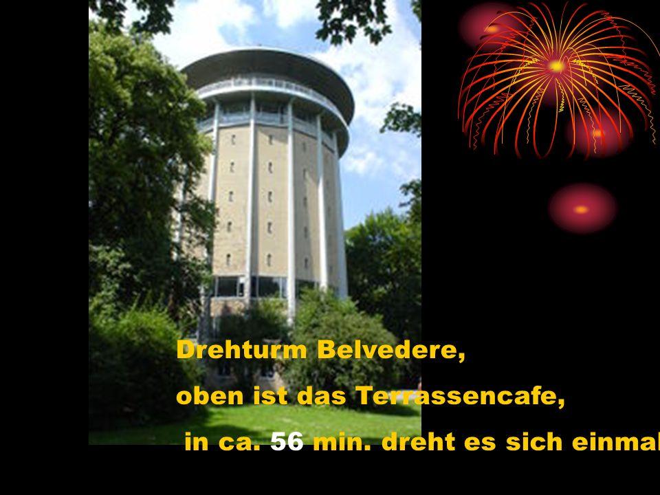 2. Treffen der Region Aachen, am 02.07.2007 Im Drehturm Belvedere Auf dem Lousberg (der Hausberg von Aachen) Mit herrlichem Blick auf das gesamte Umla