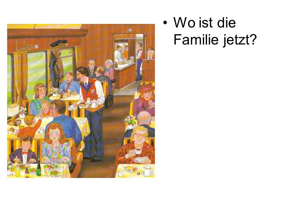 Wo ist die Familie jetzt?