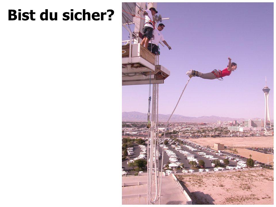 Frage 1: Was ist dein einziger Trost im Leben und im Sterben?...