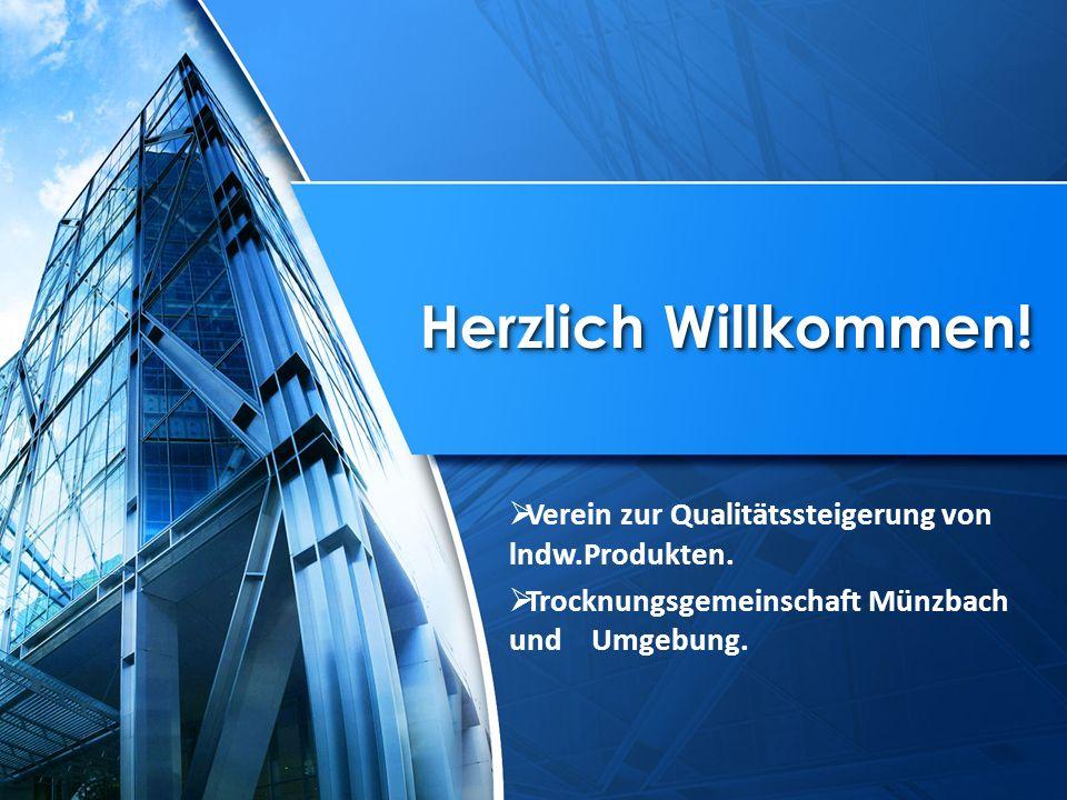 Herzlich Willkommen.  Verein zur Qualitätssteigerung von lndw.Produkten.