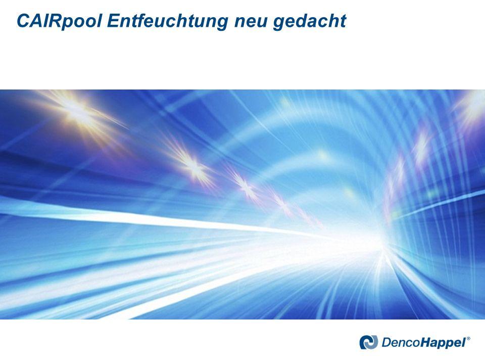 DencoHappel CAIR ® pool – Nachhaltig.Wirtschaftlich.