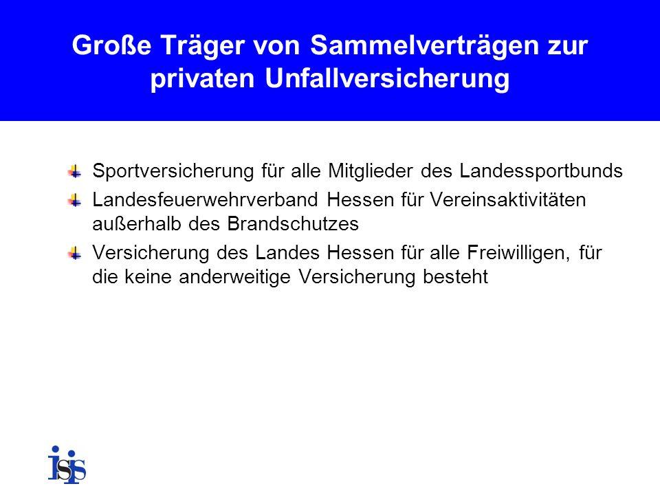 """Der """"Versicherungsfinder auf www.gemeinsam-aktiv.de"""