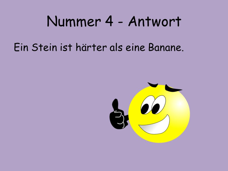 Nummer 5 – 'A tree is higher than a flower'