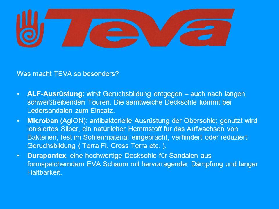 Was macht TEVA so besonders.