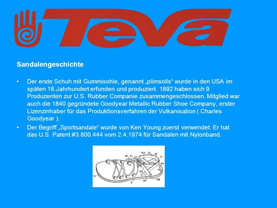 Was will TEVA .Umsetzung der Erfahrungen in neue Bereiche, wie Fashion Durch Innovationen wie zB.