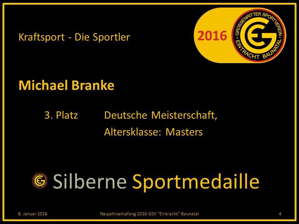 2016 Kraftsport - Die Sportler Georg Wenner 2.PlatzDeutsche Meisterschaft, A-Jgd.