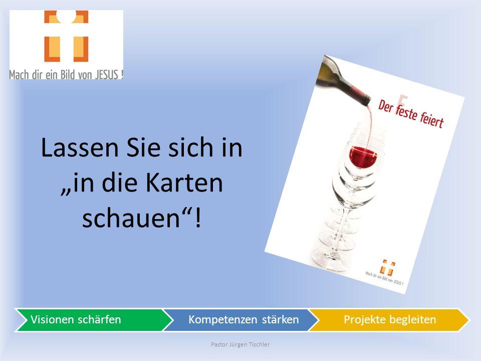 Pastor Jürgen Tischler Das Magazin zur Postkarte Lesen Sie mehr dazu in unserem Magazin.