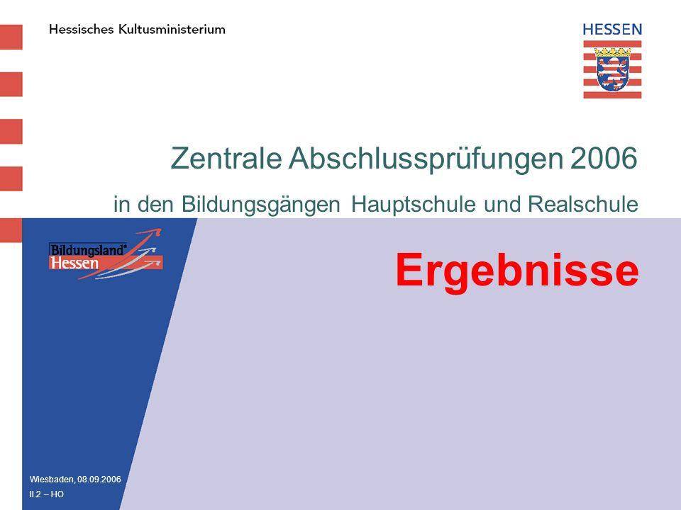 Hessisches Kultusministerium Institut für Qualitätsentwicklung 13 IQ - Abtlg.