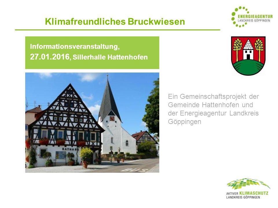 Die Energieagentur Landkreis Göppingen gGmbH wurde 2009 als gemeinnützige Einrichtung des Landkreises gegründet.