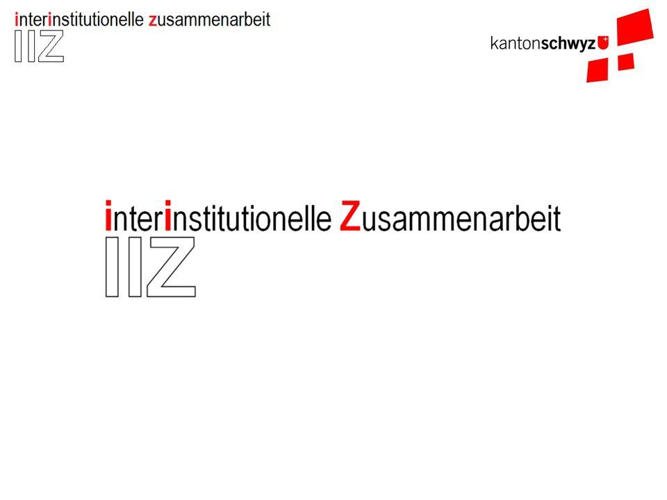 Interinstitutionelle Zusammenarbeit (IIZ) heisst Koordination von Komplexfällen.