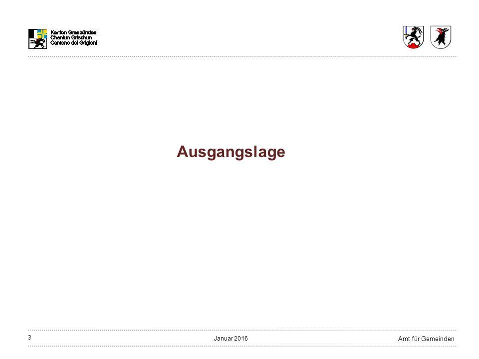 24 Amt für Gemeinden Januar 2016 Fraktionen Bergün/Bravuogn, Latsch, Preda, Stugl/Stuls Filisur, Jenisberg - Keine Fraktionen als politische Organisation - Ortsnamen (Fraktionen als geografische Bezeichnung) bleiben erhalten Konzept