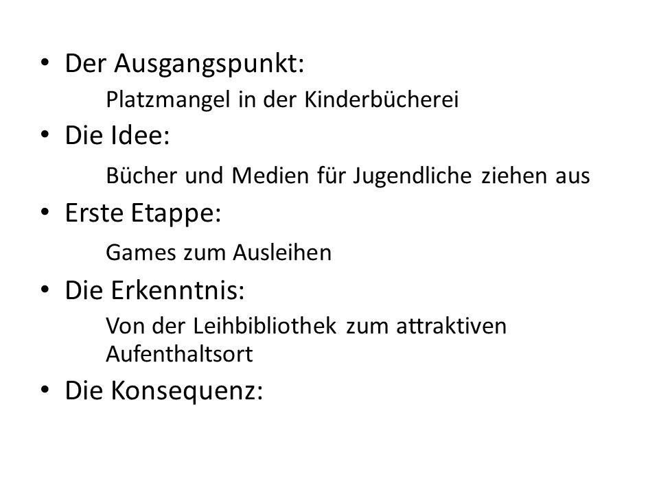 """Das """"JuWel -  Ein multimedialer und attraktiver Freizeitort für Jugendliche  Entdecken – Chillen – Spielen Gaming vor Ort:  2 Spiele-PCs  Gaming-Raum für Konsolenspiele (Xbox one, WiiU, PS 4)"""