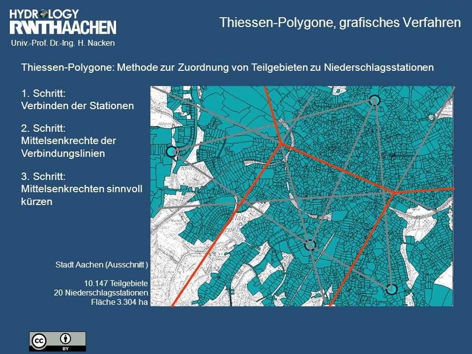 Univ.-Prof. Dr.-Ing. H. Nacken 3.