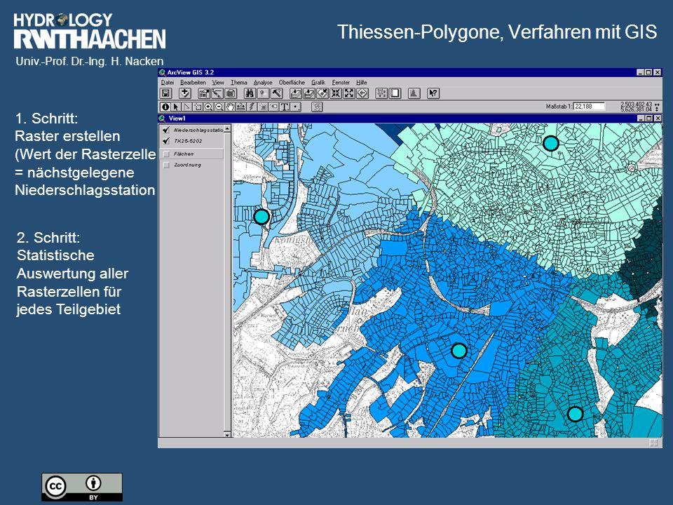Univ.-Prof. Dr.-Ing. H. Nacken 1.