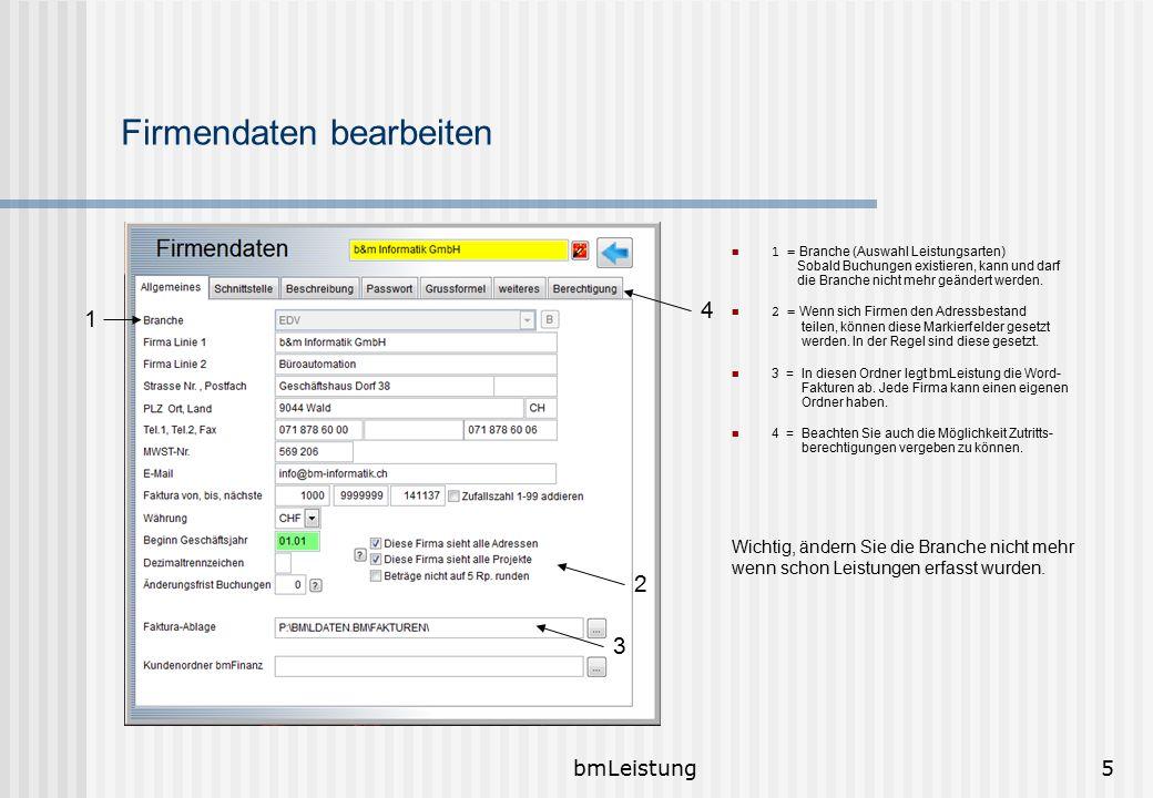 bmLeistung26 Gescannte Dokumente zuteilen 1 = Dokument löschen 2 = Einstellungen 3 = ok Dokument einlesen 4 = PDF-Vorschau....