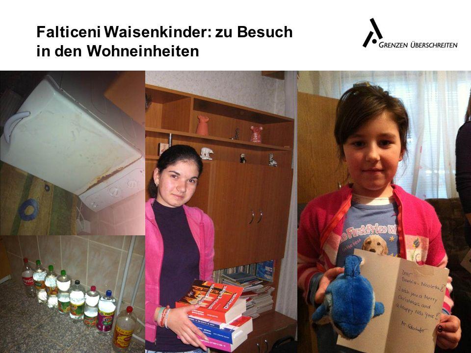 Falticeni Waisenkinder: zu Besuch in den Wohneinheiten 9