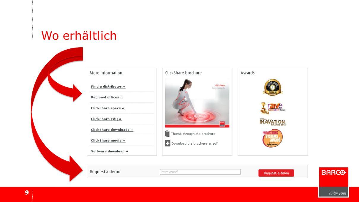 ClickShare, das Ein Klick Wunder Im Handumdrehen Einfach Interaktiv